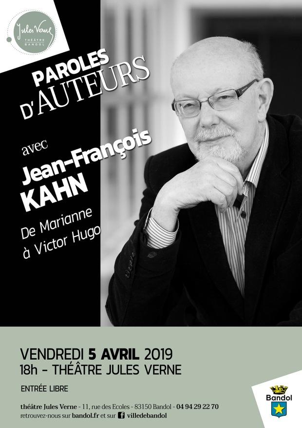 Jean-François Kahn à Bandol